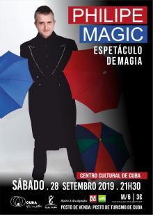 PHILIPE MAGIC CARTAZ NET
